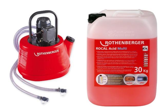 Использование водно-пульсирующей смеси