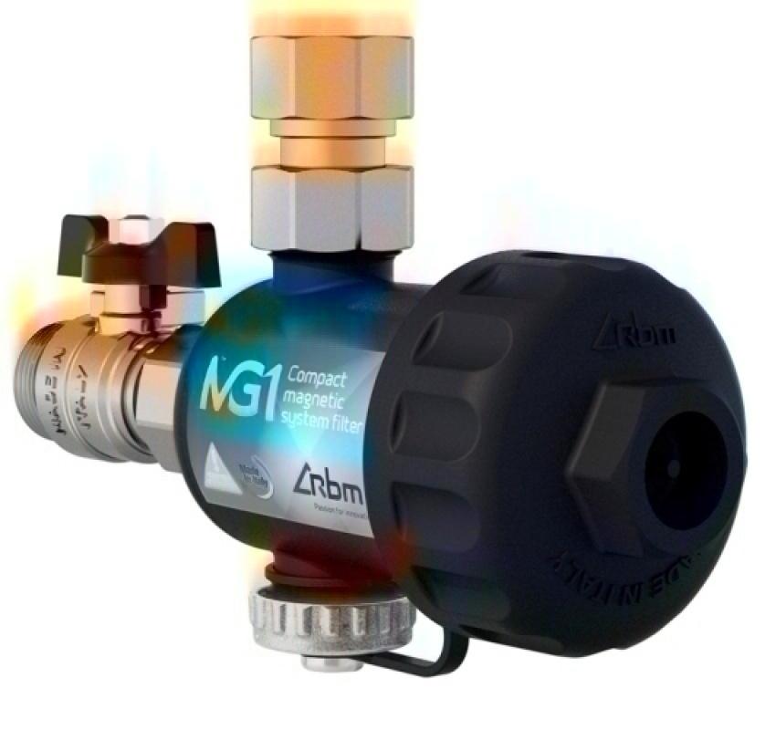 Магнитный фильтр для систем отопления