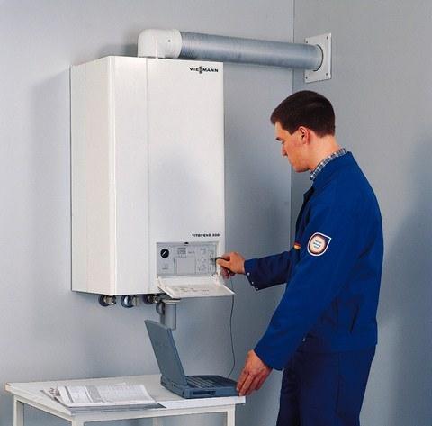 Замена проточного водонагревателя