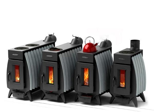 Дровяные котлы длительного горения для отопления дома