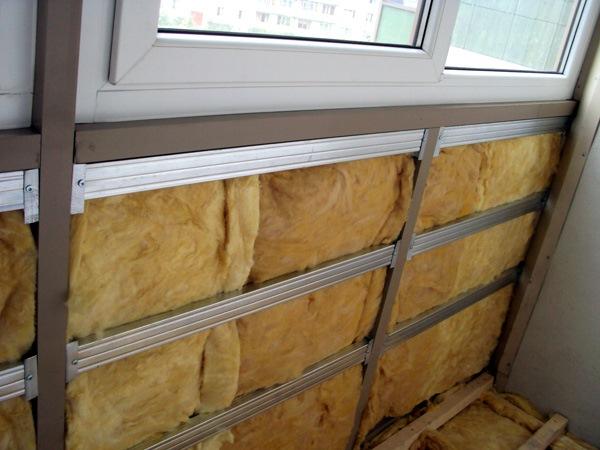 Инструкция утепление балкона своими руками фото