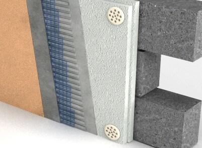 Наружная отделка стен из пеноблока пеноплексом