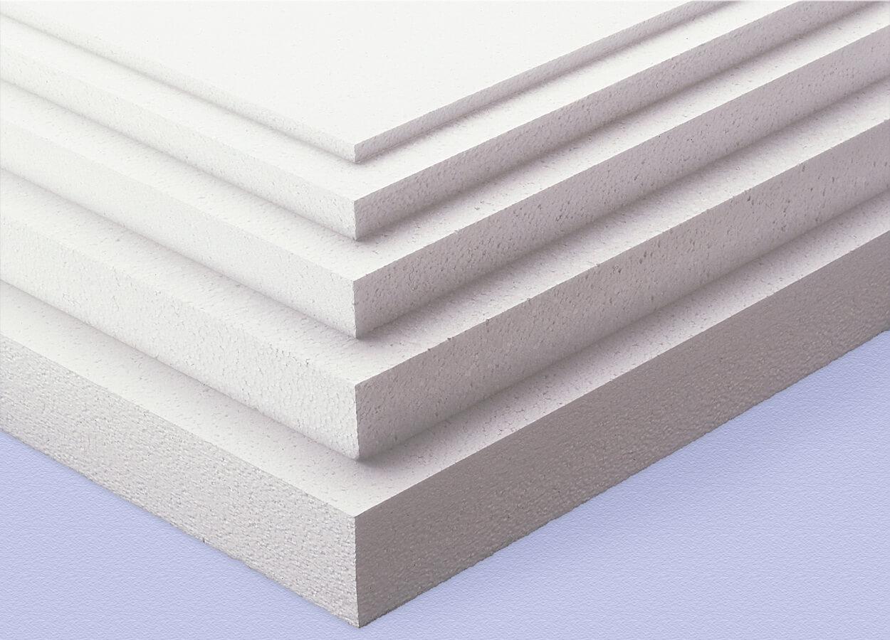 Толщина пенопласта для утепления стен