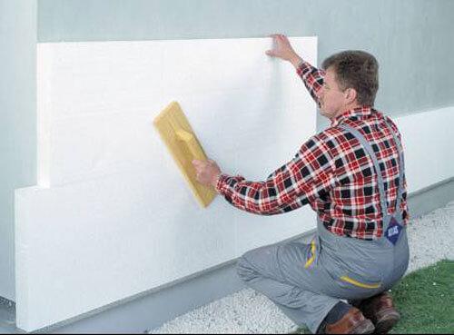 Какой пенопласт лучше для утепления стен