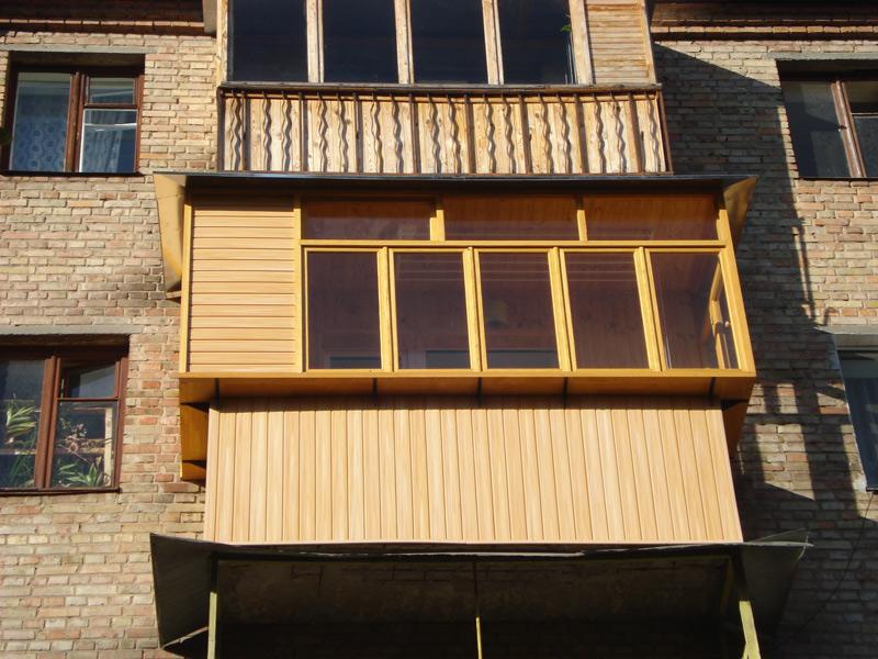 Деревянные балконы цена.
