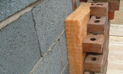 Утепление стен из керамзитобетона