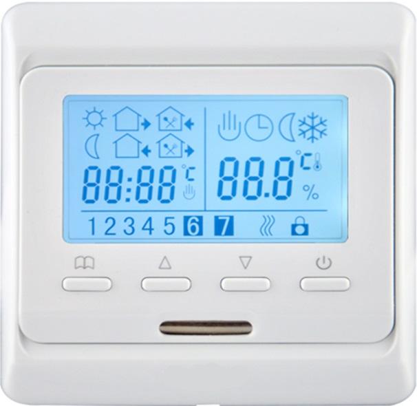 инструкция к терморегулятору теплого пола - фото 6