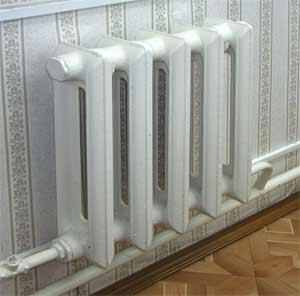 Чугунные радиаторы отопления и их характеристики