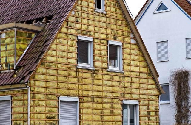 Фото дома из пеноблоков своими руками с фундамента
