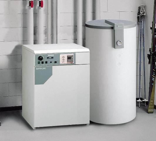 Напольный и газовый прибор
