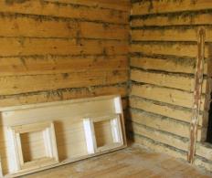 Стеновые панели для утепления фасада